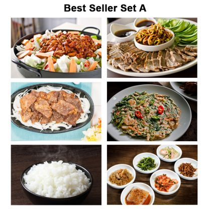 Best Seller Set A