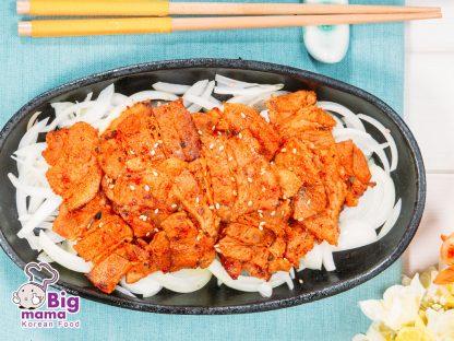 Gochujang Pork