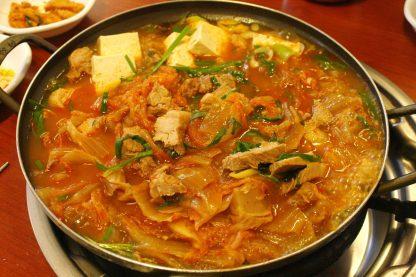 Kimchi Jeongol