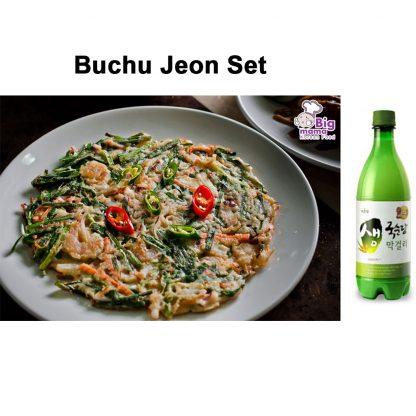 Buchu Jeon Set