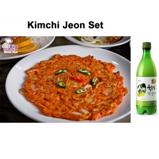 Kimchi Jeon Set